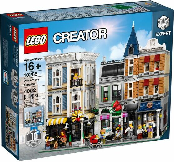 LEGO Creator Expert - Assembly Square (10255) from £ 179 99