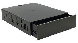Scythe Kama Cabinet aluminium black, mounting frame (KC01-ABK-5)