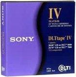 Sony DLTtape IV cartridge 80GB/40GB (DL4-TK88)