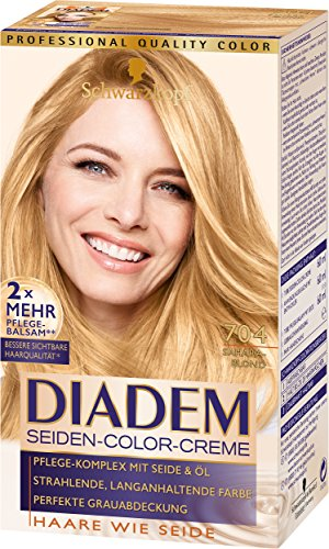 Schwarzkopf Diadem Haarfarbe 704 saharablond -- via Amazon Partnerprogramm
