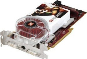 connect3D Radeon X1800 XT, 256MB DDR3, 2x DVI, ViVo (3042)
