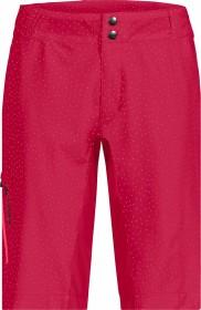 VauDe Ligure Shorts Fahrradhose kurz cranberry (Damen) (40839-993)