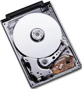 Toshiba MK2004GAL 20GB, IDE