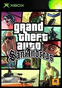 Grand Theft Auto - San Andreas (deutsch) (Xbox)