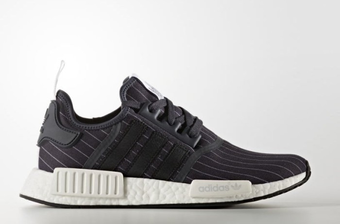 0a416caf21038 adidas NMD R1 Bedwin night grey core black white (men) (BB3124 ...