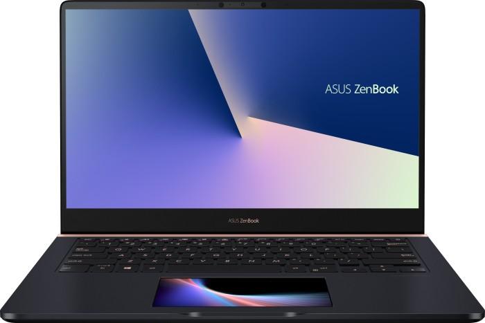 ASUS Zenbook Pro 14 UX480FD-BE055T Deep Dive Blue (90NB0JT1-M00670)