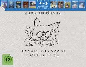 Hayao Miyazaki Collection (Blu-ray)