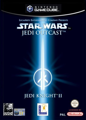 Star Wars: Jedi Knight 2 - Jedi Outcast (niemiecki) (GC) -- via Amazon Partnerprogramm