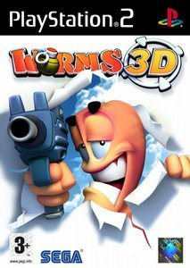 Worms 3D (niemiecki) (PS2)