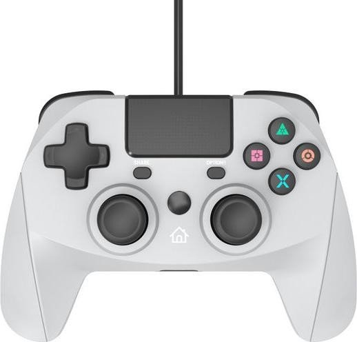 Snakebyte Game:Pad 4 S Controller grau (PS4/PS3) (SB912405)