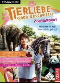 Tierliebe groß geschrieben: Zootierarzt (PC)