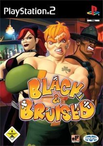 Black & Bruised (German) (PS2)
