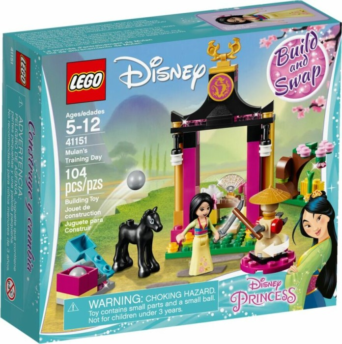 LEGO Disney Princess - Mulans Training (41151)