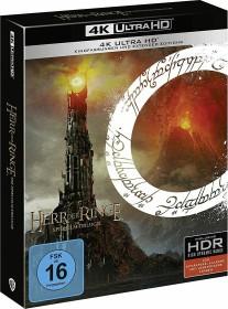 Der Herr der Ringe Trilogie Extended Edition (4K Ultra HD)