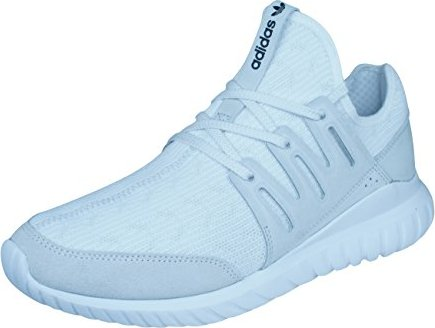 finest selection 38b76 3afb3 adidas tubular radial Primeknit vintage white/core black (men) (S76714)  from £ 54.80