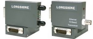 Longshine LCS-883T-MSC, MII to FX Transceiver, 100Mbps