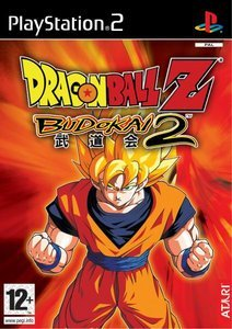 Dragonball Z - Budokai 2 (German) (PS2)