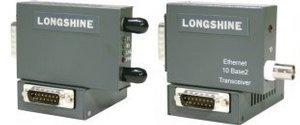 Longshine LCS-883T-MST, MII to FX transceiver, 100Mbps
