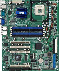 Tyan Tomcat i875P (S5102GNNR)