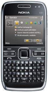 O2 Nokia E72 (various contracts)