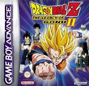 Dragonball Z - Das Erbe des Goku 2 (GBA)