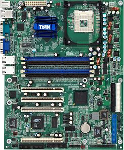 Tyan Tomcat i875P (S5102G3NR)