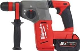 Milwaukee M18 CHX-502X Fuel cordless combi hammer incl. case + 2 Batteries 5.0Ah (4933451383)