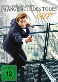 James Bond - Im Angesicht des Todes (DVD)