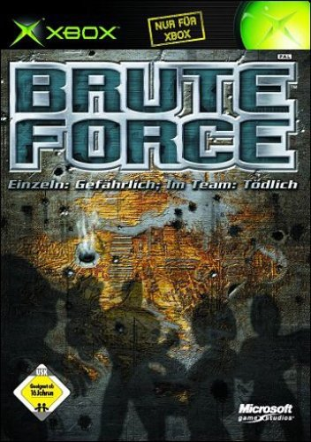 Brute Force (German) (Xbox) -- via Amazon Partnerprogramm