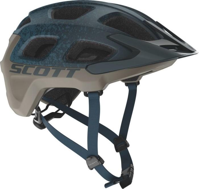 Scott Vivo Plus Helm nightfall blue (241070-5648)