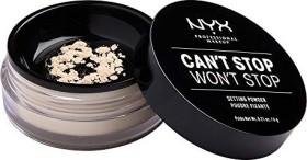 NYX Can't Stop Won't Stop Setting Powder light, 6g