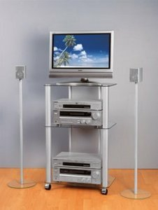VCM TV-HiFi Rack Letto (16785)