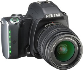 Pentax K-S1 schwarz mit Objektiv DA L 18-55mm (06423)