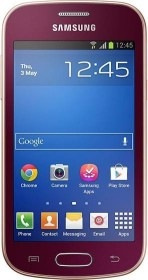 Samsung Galaxy Trend Lite S7390 rot