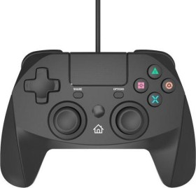 Snakebyte Game:Pad 4 S Controller schwarz (PS4/PS3) (SB912382)