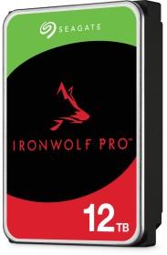 Seagate IronWolf Pro NAS HDD +Rescue 12TB, SATA 6Gb/s (ST12000NE0008)