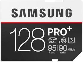 Samsung R95/W90 SDXC PRO+ 128GB, UHS-I U3, Class 10 (MB-SD128D/EU)