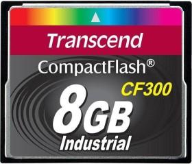 Transcend R57/W38 CompactFlash Card [CF] CF300 300x 8GB (TS8GCF300)