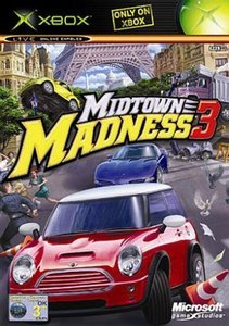 Midtown Madness 3 (German) (Xbox)