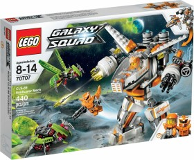 LEGO Galaxy Squad - Super Mech (70707)