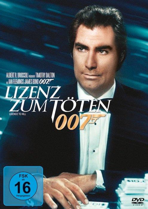 James Bond - Lizenz zum Töten