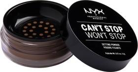 NYX Can't Stop Won't Stop Setting Powder deep, 6g