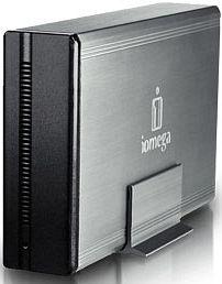 LenovoEMC StorCenter Network 750GB, USB 2.0/Gb LAN (33870)