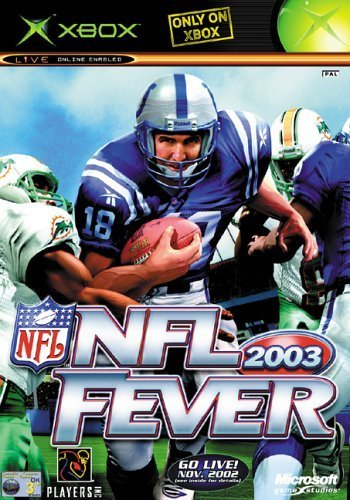 NFL Fever 2003 (niemiecki) (Xbox) -- via Amazon Partnerprogramm