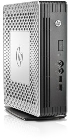 HP t610 Plus Flexible Thin Client, T56N, 4GB RAM, 4GB Flash, IGP, WES 7 (H1Y52AA)