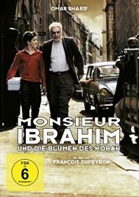Monsieur Ibrahim und die Blumen des Koran (DVD)