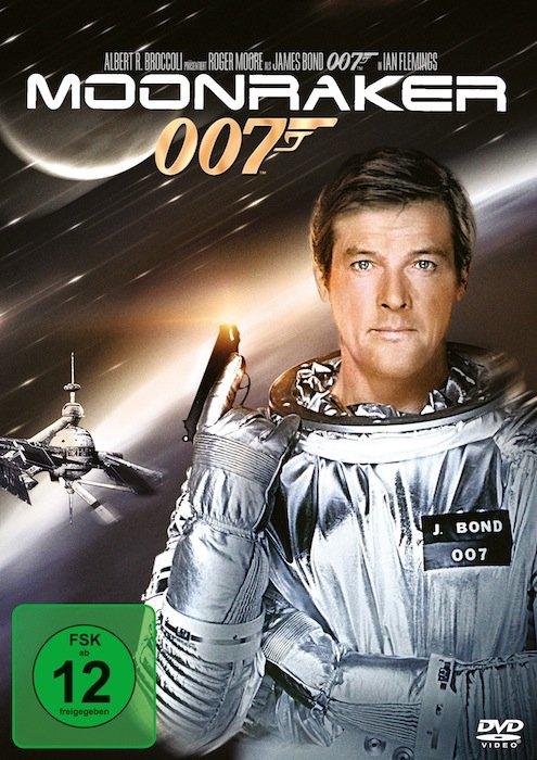 James Bond - Moonraker: Streng geheim