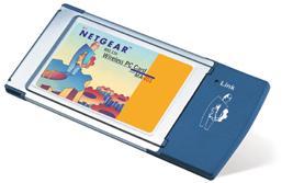 Netgear PCMCIA Card 11Mbit (MA401)