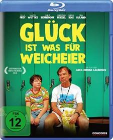 Glück ist was für Weicheier (Blu-ray)