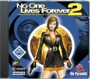 No One Lives Forever 2 (German) (PC)